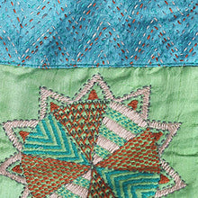 Load image into Gallery viewer, Kantha Batua Bag