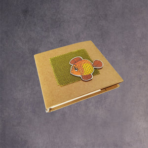 Note Book - Gold Fish