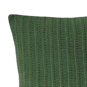 Run Stitched Cushion Cover - Stripes