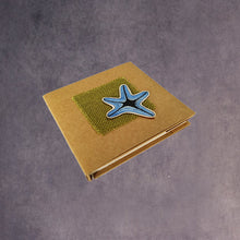 Load image into Gallery viewer, Note Book-Star fish