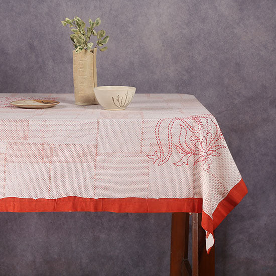 Kantha Table Cloth