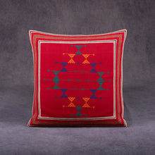 Load image into Gallery viewer, Handloom Cushion Cover