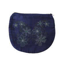 Load image into Gallery viewer, Floral Embroidered Pouch