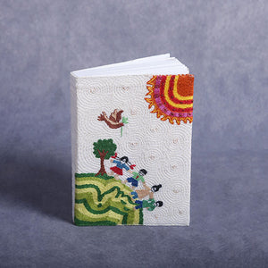 Kantha Note Book