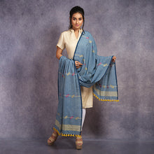 Load image into Gallery viewer, Cotton Jamdani Dupatta