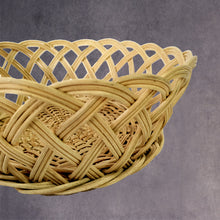 Load image into Gallery viewer, Cane Lotus Basket