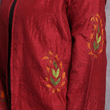 Load image into Gallery viewer, Kantha Embroidered Jacket