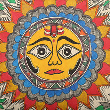 Load image into Gallery viewer, Madhubani Painting
