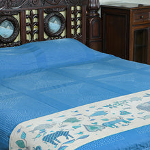 Load image into Gallery viewer, Kantha Bed Runner
