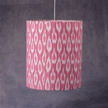 Load image into Gallery viewer, Woven Ikkat Hanging Lamp Shade