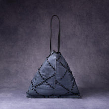Load image into Gallery viewer, Silk Triangle Bag