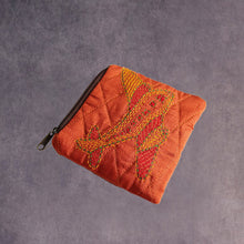 Load image into Gallery viewer, Kantha Purse
