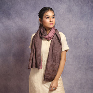 Kantha Reversible Stole