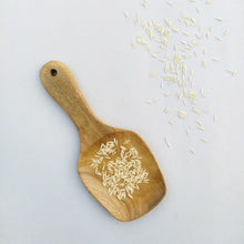 Load image into Gallery viewer, Wooden Rice Server