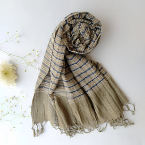 Natural Dye Stole