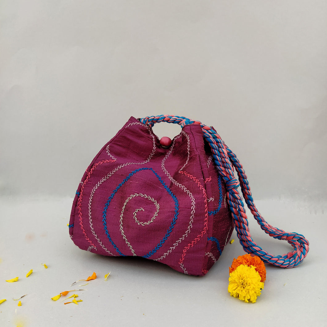 Long Batua Bag
