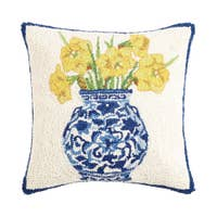 Daffodils Hook Pillow