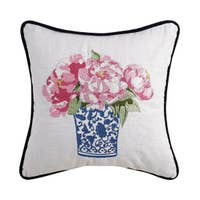Pretty in Pink Pillow II