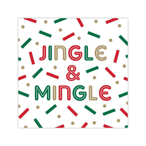 Jingle & Mingle Napkins