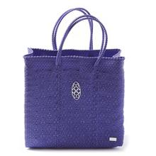 Lola's Medium Tote, Purple
