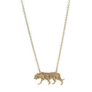 Kali Tiger Necklace