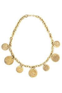 Selina Coin Necklace