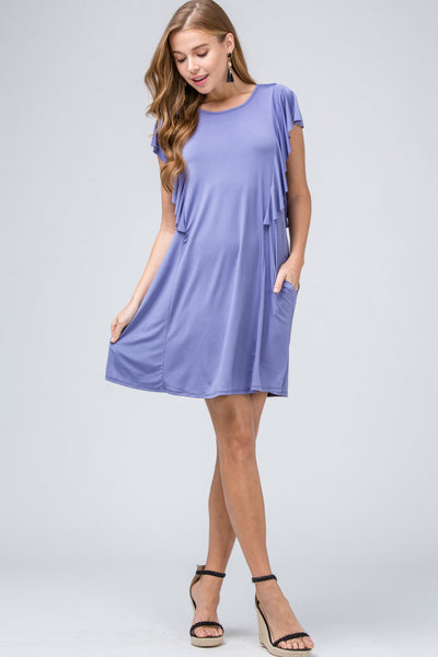 Fallon Flutter dress