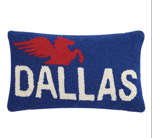 Dallas Pegasus Pillow