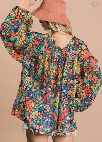Parker Puff Sleeve Top