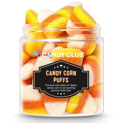 Candy Corn Puffs