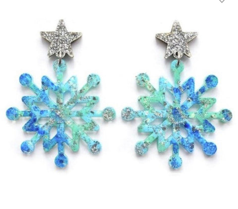 Frost Earrings