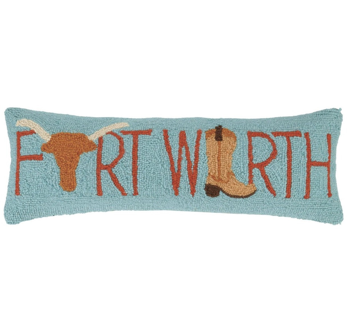 Fort Worth Pillow