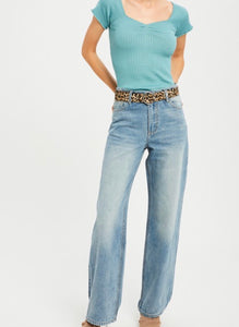 Caitlyn Wide Leg Denim
