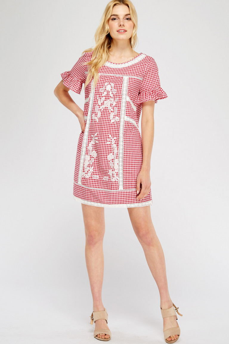 Betsey Red Dress