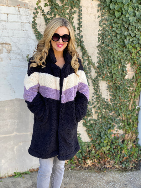 Lulu Teddy Bear Coat