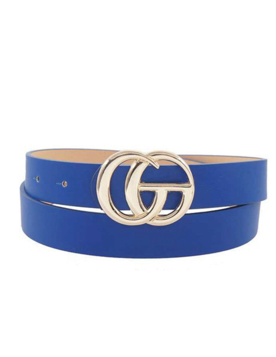 GO Belt Royal Blue