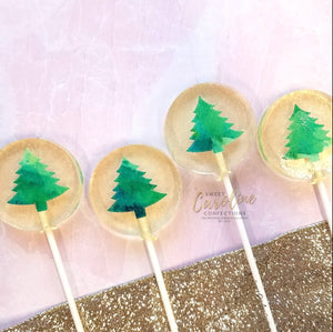 Oh Christmas Tree Lollipop