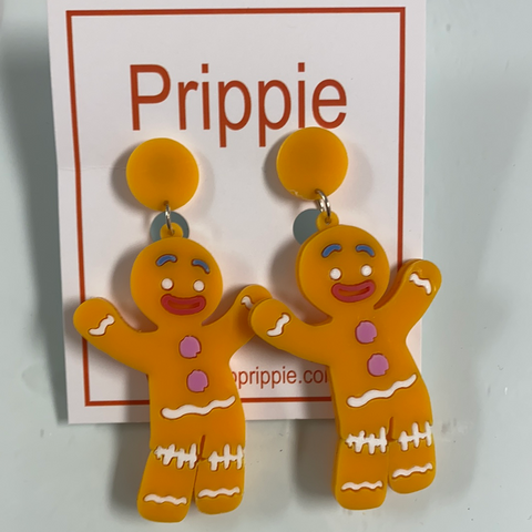 Gingy Earrings