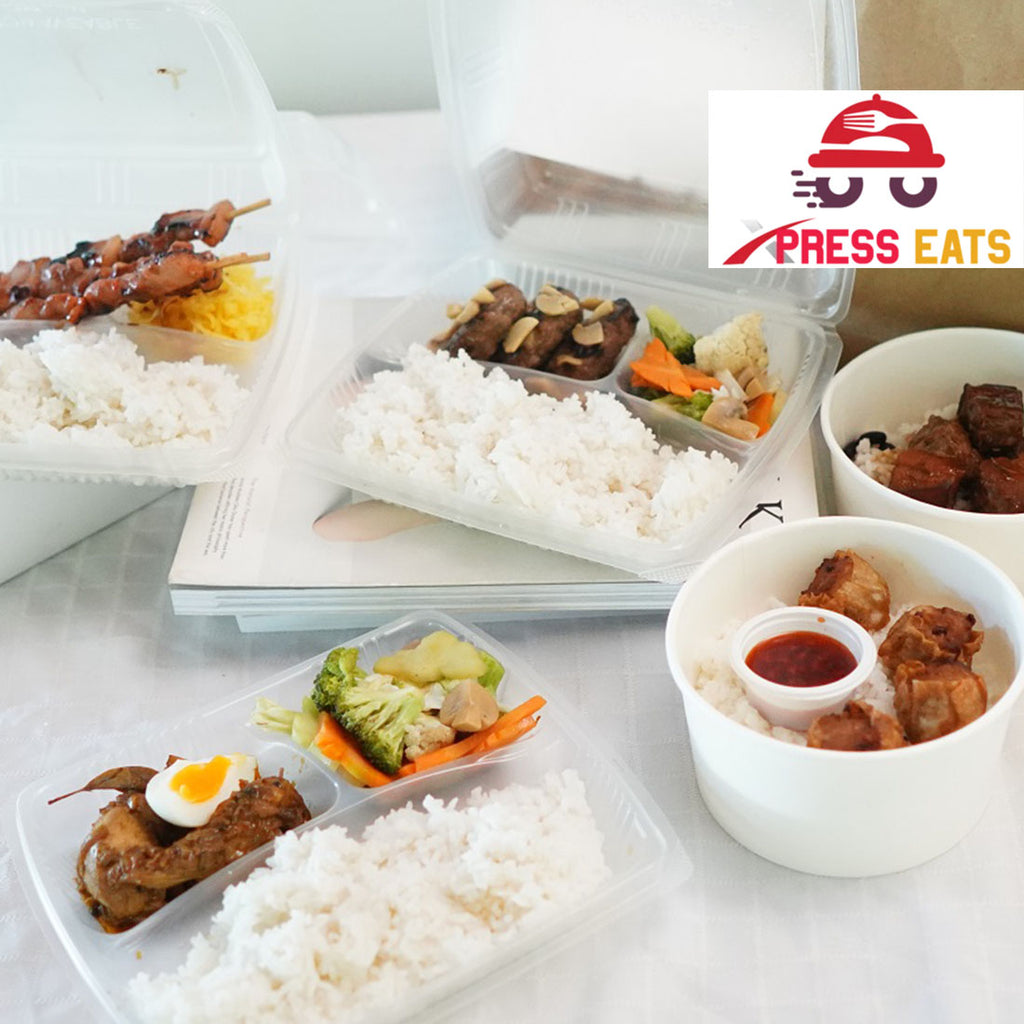 healthy Food Trays in Davao