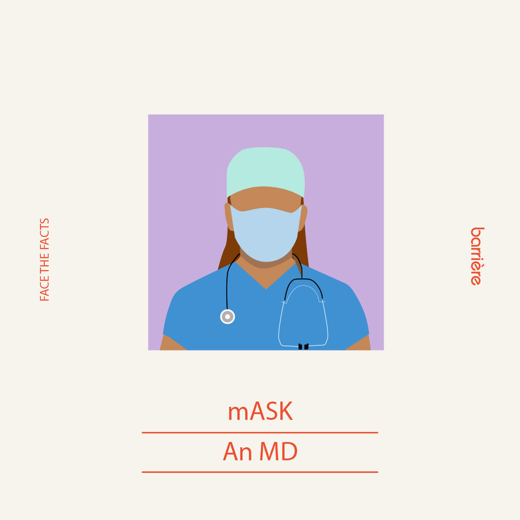 Mask An MD: With Aiya Aboubakr, MD