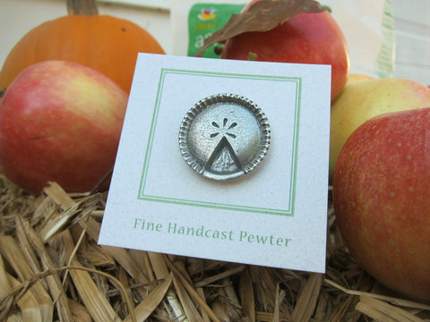 Apple Pie Lapel Pin