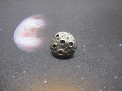 Asteroid Lapel Pin