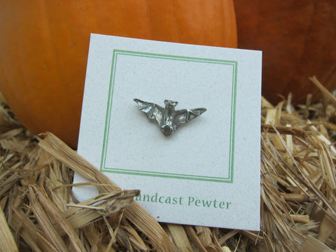 Bat Lapel Pin