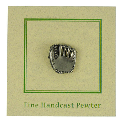 Baseball Glove Lapel Pin