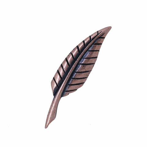 Quill Copper Lapel Pin