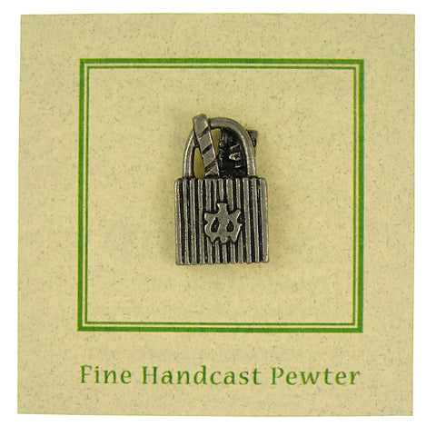 Shopping Bag Lapel Pin