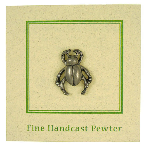 Beetle Lapel Pin