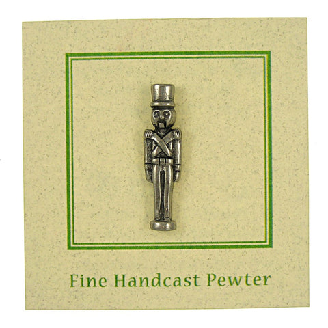 Nutcracker Lapel Pin