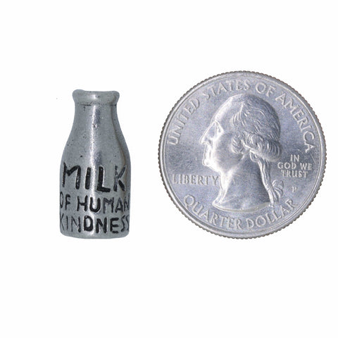 Milk of Human Kindness Lapel Pin