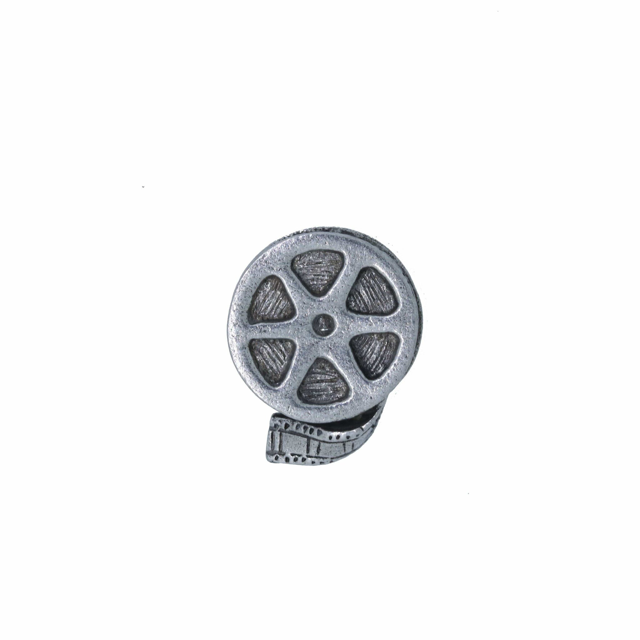 Film Reel Lapel Pin